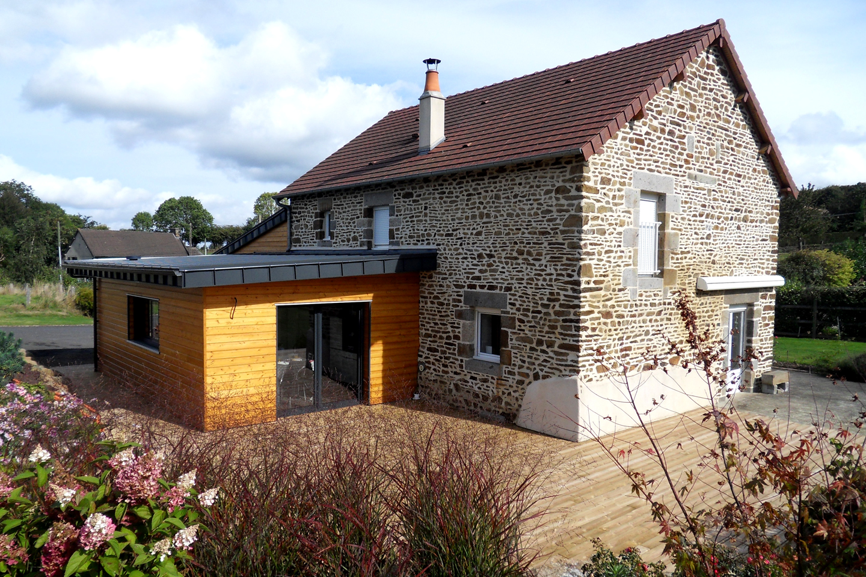 Devis Extension Maison à Lanester → Agrandissement Bois, Acier, Parpaing
